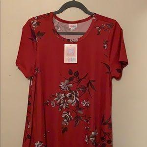 LuLaRoe Jessie swing dress with pockets!